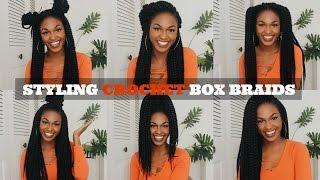 getlinkyoutube.com-12 EASY CROCHET BOX BRAID HAIRSTYLES