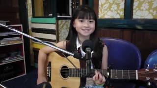 getlinkyoutube.com-Justin Bieber - Love Yourself [Guitar Cover by Gail Sophicha 10 Years old] kid น้องเกล