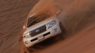 getlinkyoutube.com-/BIG MUSCLE Dubai: Sleeper Land Cruiser