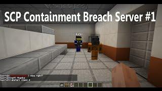 getlinkyoutube.com-SCP Containment Breach ► Me as SCP!!! ► Server  #1 ► ThePencilwriter