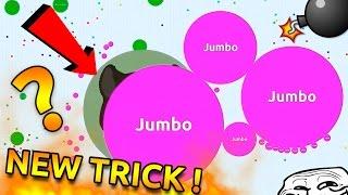 getlinkyoutube.com-BEST AGARIO TRICK EVER !! ( Solo Agar.io Gameplay 32K )