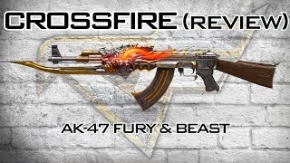 getlinkyoutube.com-CrossFire - AK-47 FURY & BEAST (VIP) Review