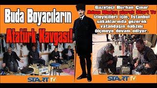 Buda Ayakkabı Boyacılarının Atatürk Kavgası!