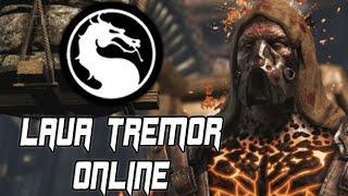 getlinkyoutube.com-LAVA TREMOR: Online Ranked Battles (Mortal Kombat X DLC)