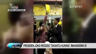 Jokowi Tiba-tiba Diberi