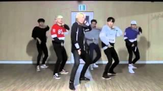 getlinkyoutube.com-VIXX -Chained Up  Dance Practice ver Mirrored