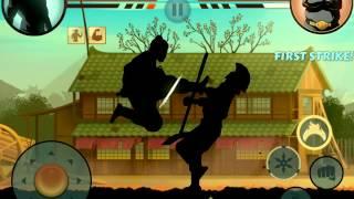 getlinkyoutube.com-Shadow Fight 2 - Trail of Blood vs Butcher