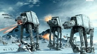Star Wars -The Battle of Hoth Soundtrack [New Version]