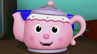 getlinkyoutube.com-I Am A Little Teapot   Nursery Rhymes And Kids Songs