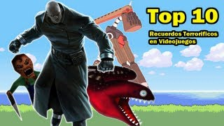 getlinkyoutube.com-Top 10 - Recuerdos Terrorificos en Videojuegos