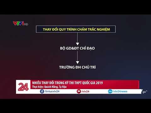Kỳ thi THPT quốc gia 2019: Nhiều thay đổi để tránh tiêu cực