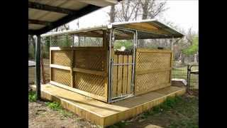 getlinkyoutube.com-Keeping Your Rabbits Cool with the EXTREME BUNNY CAGE