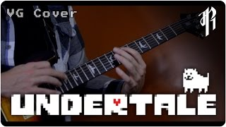 getlinkyoutube.com-Undertale: Megalovania - Metal Cover || RichaadEB