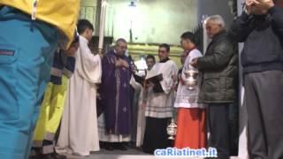 Apertura porta santa a Cariati