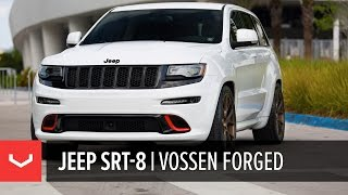 """Jeep SRT-8 
