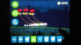 "getlinkyoutube.com-Bad Piggies ""Field of Dreams"" funny buggs and vehicle mix"