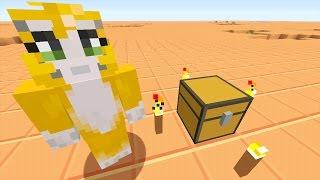 getlinkyoutube.com-Minecraft Xbox - Stampy Flat Challenge - A Strange New World (1)
