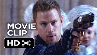getlinkyoutube.com-Jupiter Ascending Movie CLIP - Resourceful (2015) - The Wachowski Siblings Movie HD