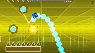 getlinkyoutube.com-Geometry Dash || DorabaeBasic8 || 100%