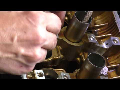 Замена сальников клапанов (МСК) - кратко