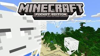 getlinkyoutube.com-ОГРОМНЫЙ ВОЗДУШНЫЙ ШАР В Minecraft PE 1.0