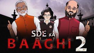 Baaghi 2 Spoof || Shudh Desi Endings