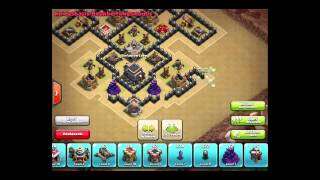 getlinkyoutube.com-EPIC+BEST Town Hall Level 9 Clanwar Base for Clash of Clans