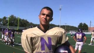 Interview with North Kansas City Hornets Football Player Mitchell Thomson