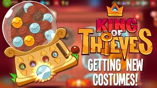 getlinkyoutube.com-King of Thieves: Getting New Costumes