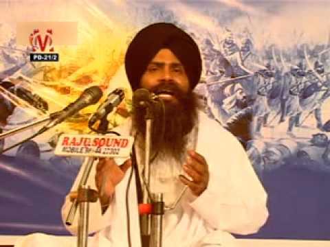 Saka Chamkaur Sahib-Giani Pinderpal Singh Ji-2