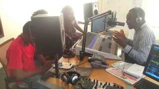 SUSUMILA VS TK2 and KIGOTO,IT GETS CRAZY IN STUDIO