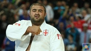 getlinkyoutube.com-Georgia vs Russia -Team Final - JUDO European Championships - 2014 Montpellier