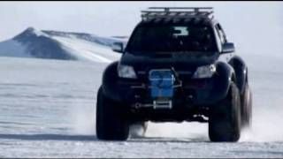 getlinkyoutube.com-Arctic Trucks' Toyota Hilux pickup truck from BBC Top Gear TV show