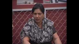 Krishna's mother gets angry on Kashmira Shah