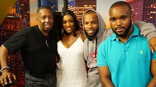 Tory Lanez Interview with Rickey Smiley Morning Show