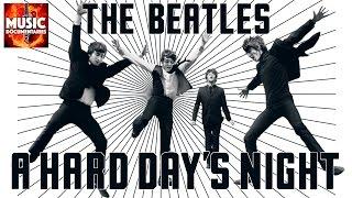 getlinkyoutube.com-THE BEATLES | A HARD DAYS NIGHT | Full Movie