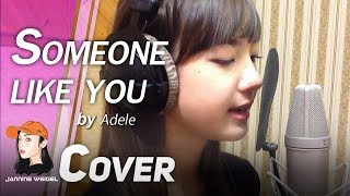 getlinkyoutube.com-Someone Like You - Adele cover by 12 y/o Jannine Weigel