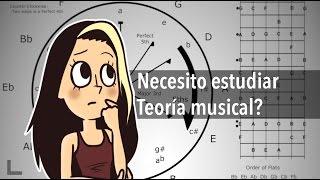 Necesito estudiar Teoria Musical?