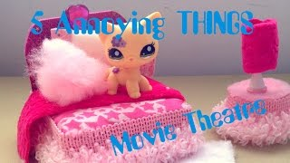 getlinkyoutube.com-LPS 5 Annoying Moments at the Movie Theatre
