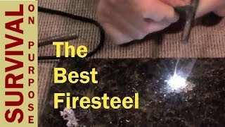 getlinkyoutube.com-Which Is the Best Fire Steel? - Fire Steel Tips, Tricks and Reviews