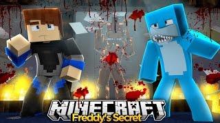 getlinkyoutube.com-Minecraft FREDDY'S SECRET - CAUGHT BY FREDDY FAZBEAR??  |  FNAF CUSTOM ROLEPLAY