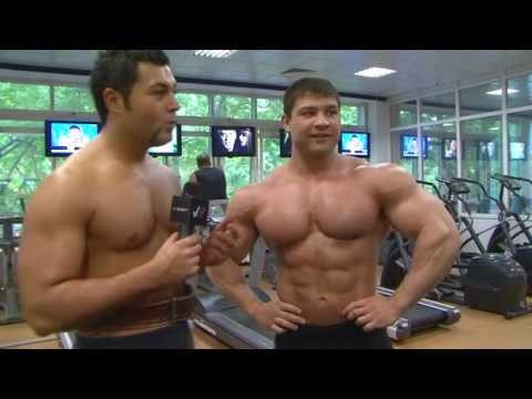 Fitness с Алексеем Чумаковым и Виталием Фатеевым