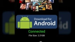 getlinkyoutube.com-How to download gta v on android & ios working