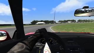 getlinkyoutube.com-Assetto Corsa - Honda NSX-R @ Cadwell Park