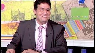 """getlinkyoutube.com-الدكتور ضياء الدين النجار متحدثا عن توماس مان في برنامج """"مساء الخير أيها العالم"""" على النيل الثقافية"""