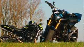 getlinkyoutube.com-Reportage Monsterdrif'team sur le circuit auto,moto de Clastre