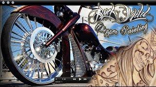 getlinkyoutube.com-BuckWild Chopper Painting