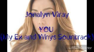 Jonalyn Viray - YOU Lyrics