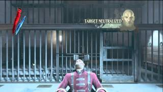 getlinkyoutube.com-Dishonored - Eliminating High Overseer Cambell (Nonlethal)