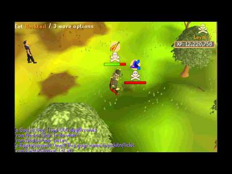 Condums pk video 1 Full dharok Turmoil Armadyl godsword prod specs